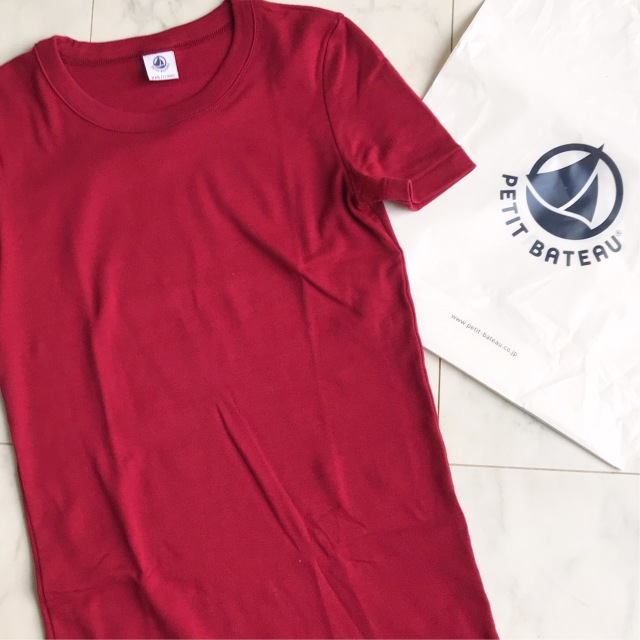 プチバトーの秋色Tシャツで、秋を先取り_1_1
