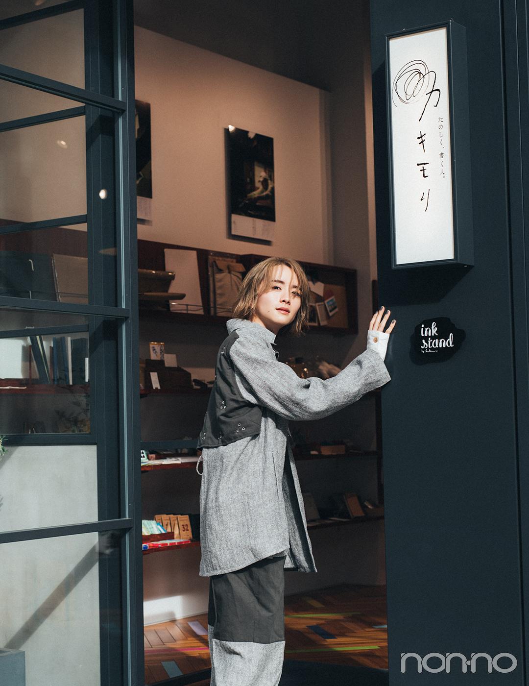 板垣李光人さんと文房具店デートへ【今月の彼氏】_1