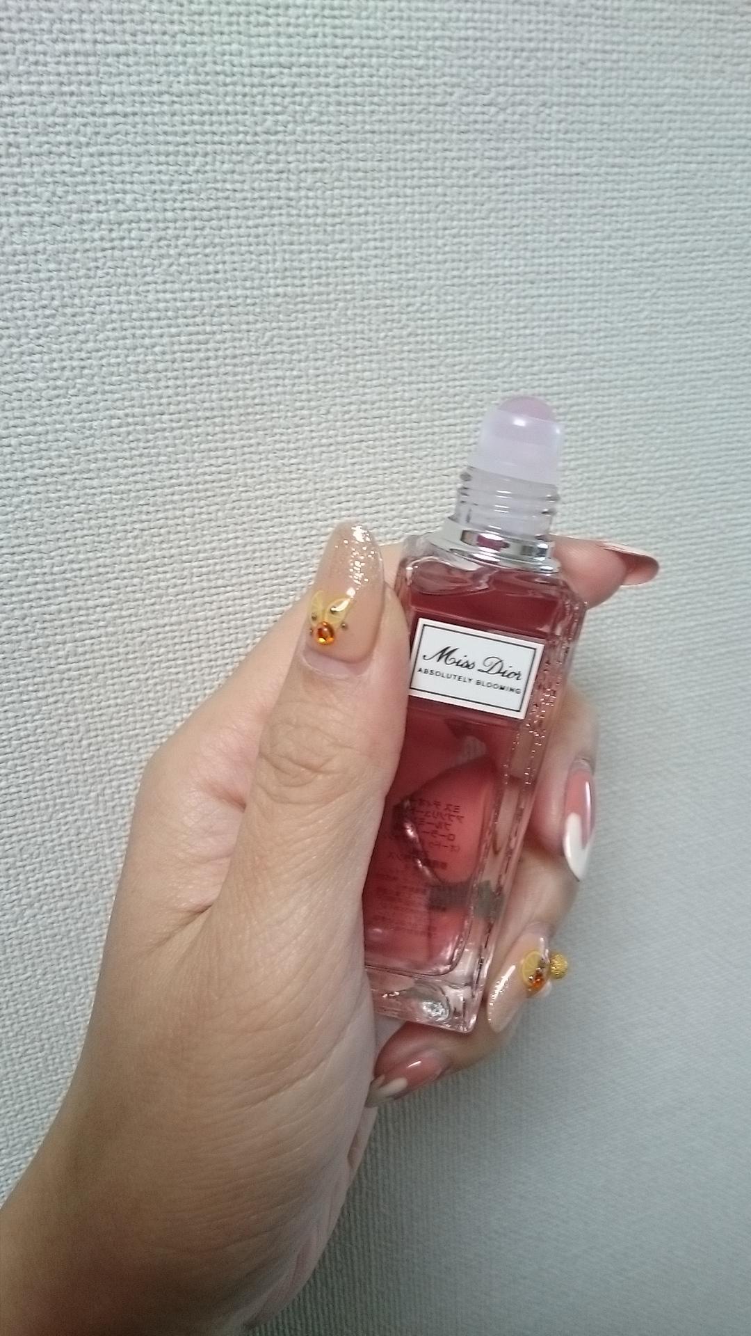 大人ピンクのまとい方。~香水編~_1_3-1