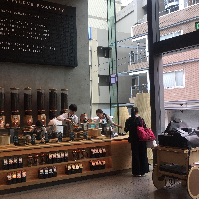 【中目黒】コーヒーのテーマパーク!?ロースタリー東京に行ってきました!!_1_2