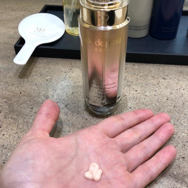 クレ・ド・ポー ボーテ 話題の美容液体験へ!_1_5-2