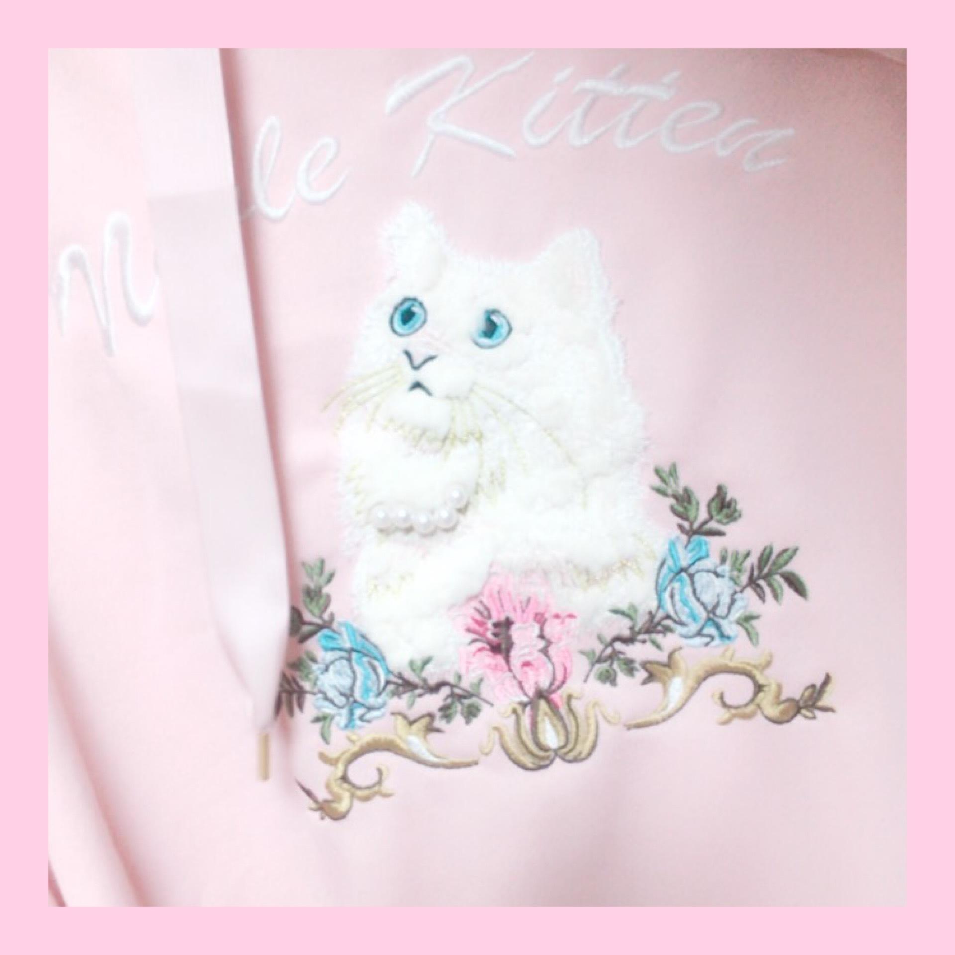 冬の購入品 ❄︎ 『 one spo cat パーカー 』_1_2