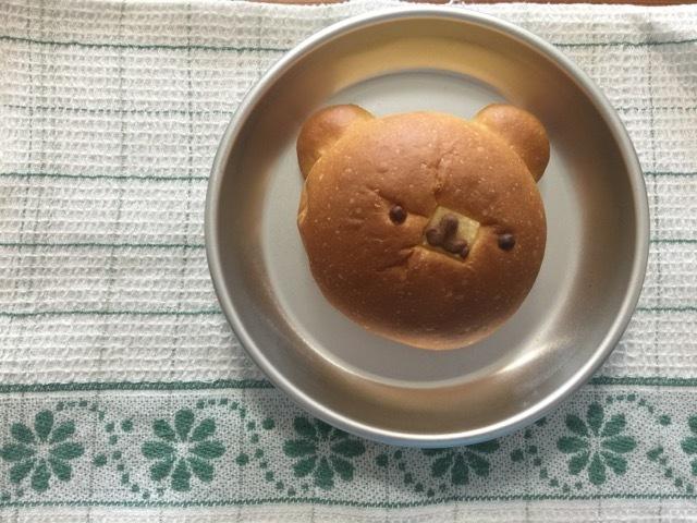 折峰ベーカリーのくまパン_1_1