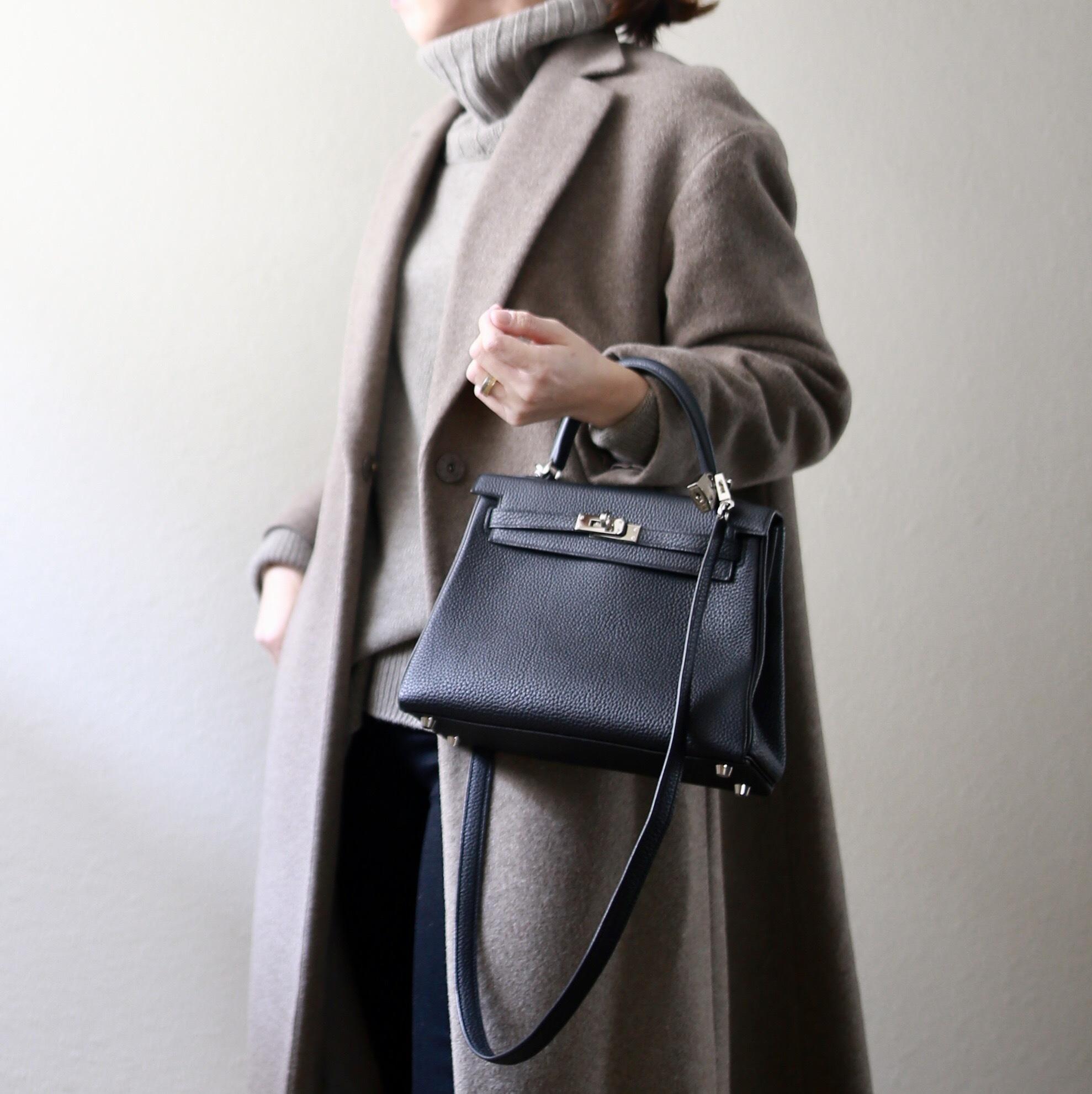 身長低めさんのコート着こなし、サイズ選びより大事なのは?【小柄バランスコーデ術#01】_1_13