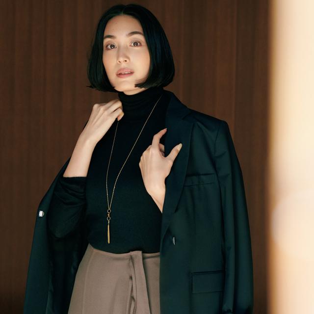 《黒のジャケット》