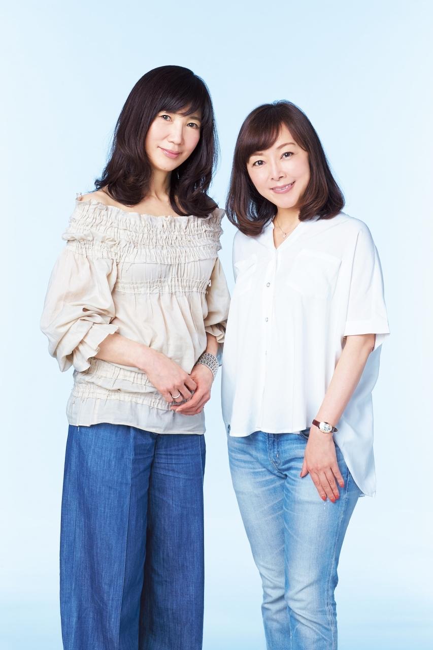 小田ユイコ meets overアラ50美女/今月の先輩 巽 香さん_1_1