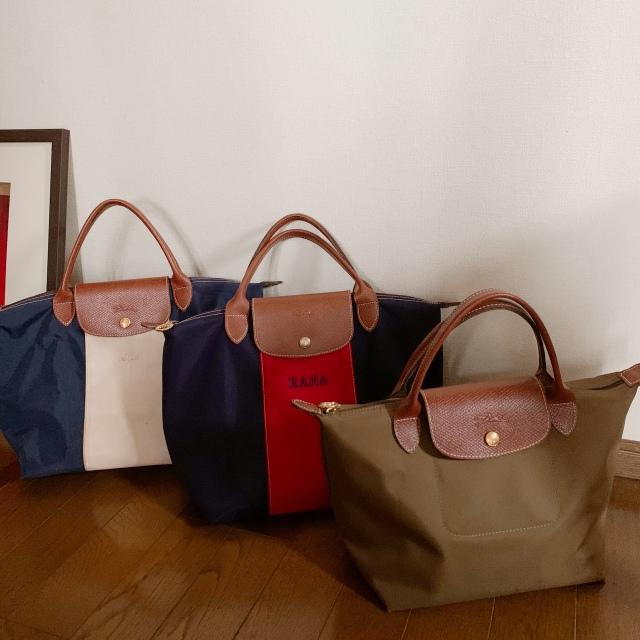 【新作】ロンシャンの春夏バッグに一目惚れ。_1_2-1