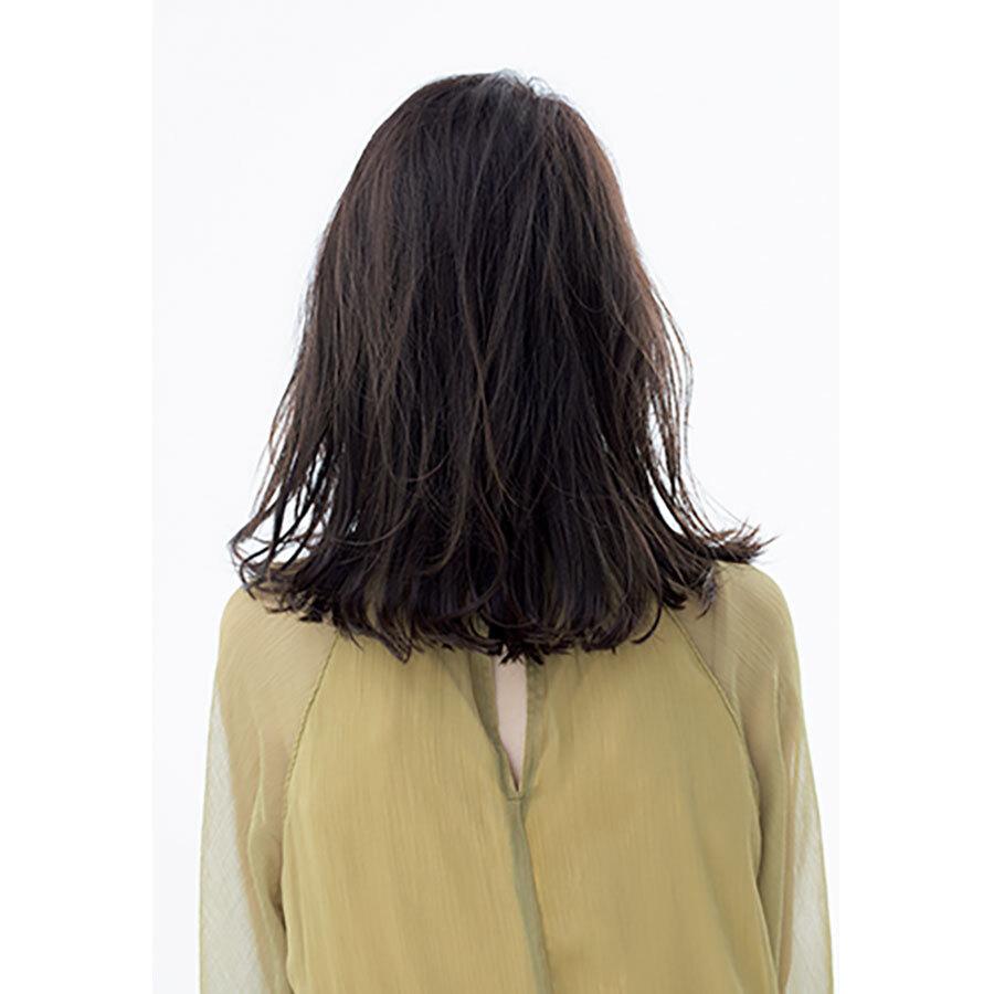 40代に似合う髪形人気ヘアスタイル4位
