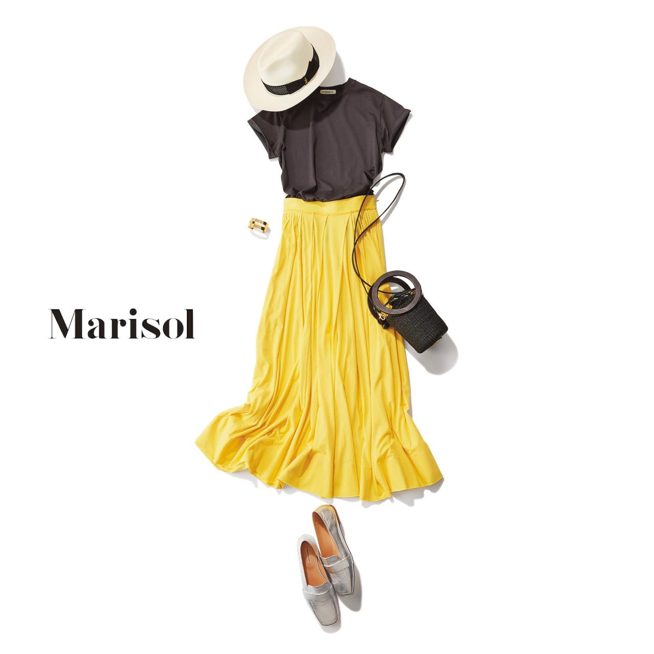 【男性ウケ抜群】アラサー的・夏のモテるファッション30コーデ!_1_11