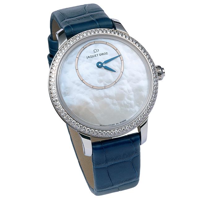 ジャケ・ドロー「プティ・ウールミニット」の新作腕時計