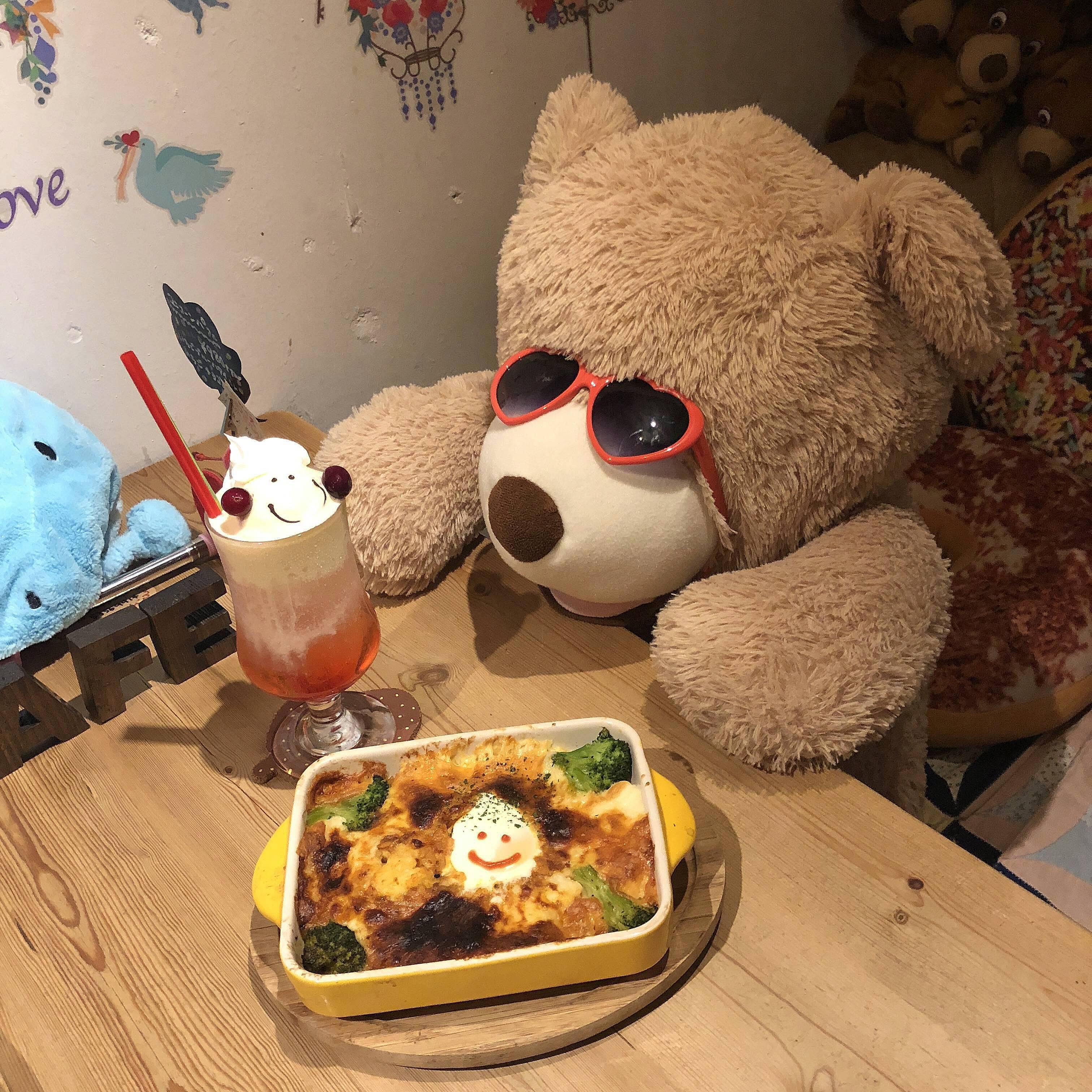 Vol.51♡ まるでお菓子の家みたいなカフェ?!【ALL C's Cafe】_1_2