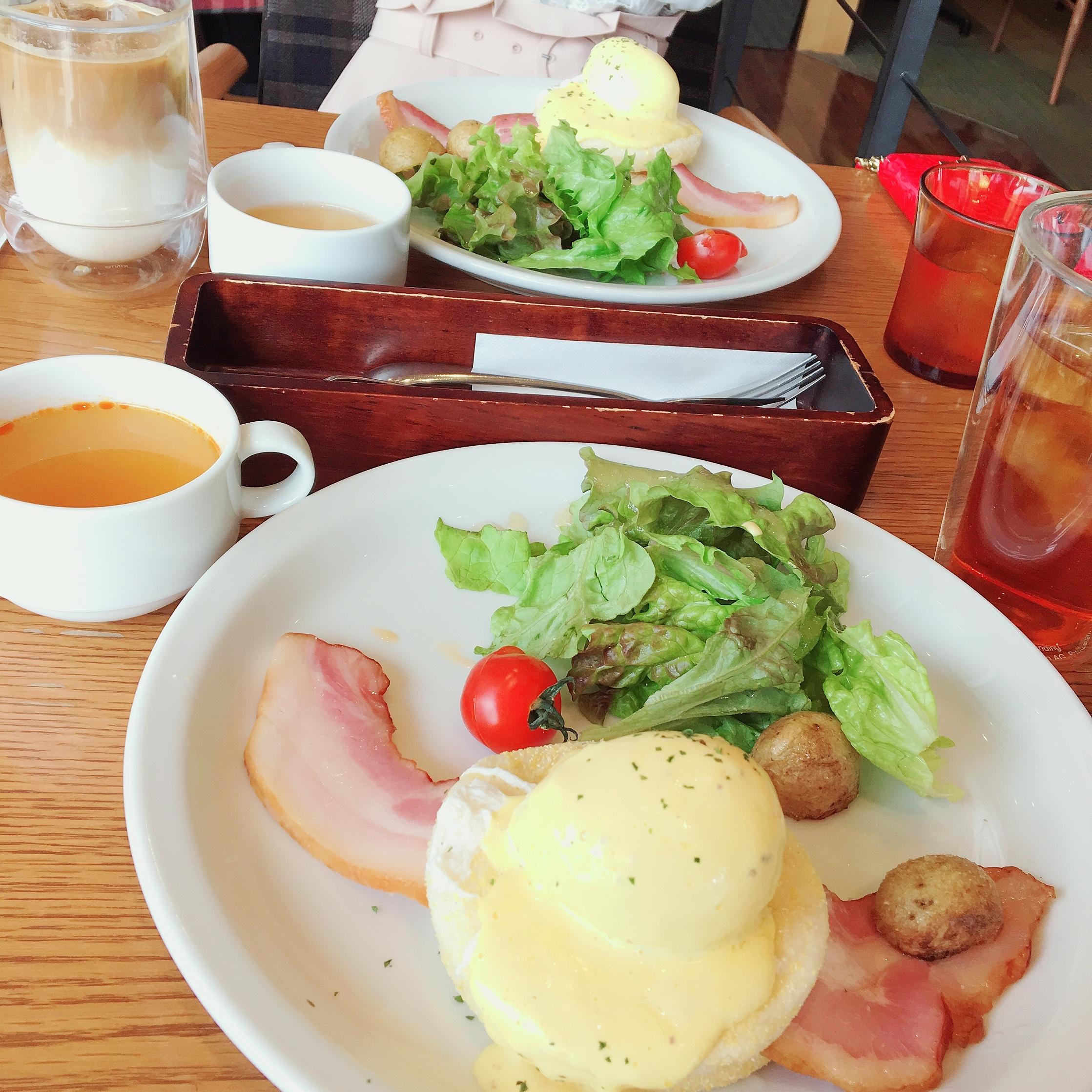 オシャレでゆったりできるカフェ♡_1_2