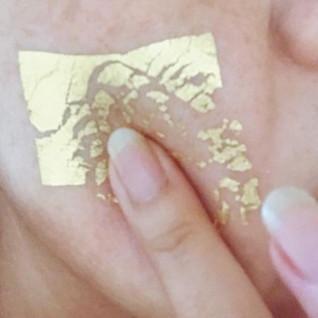 HAKUZAの金箔美容−4