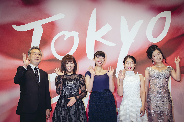 山田愛奈インタビュー★東京国際映画祭レッドカーペットに初登場!_1_1