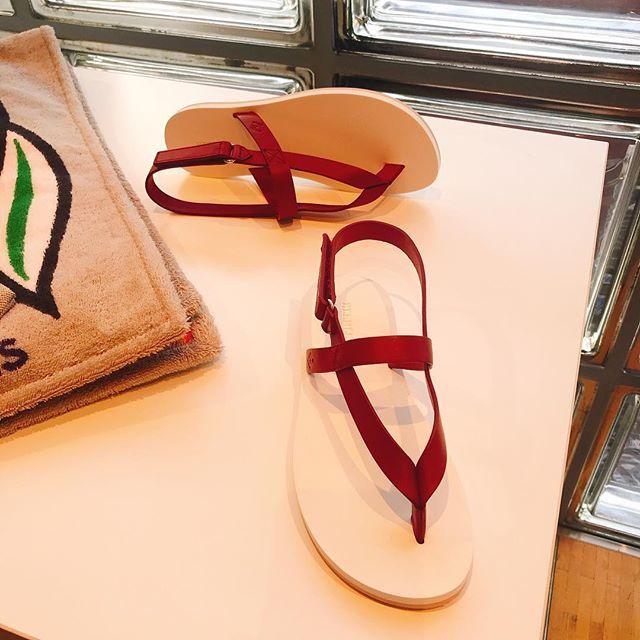2019年春夏のエルメス展示会へ。美しいアートのような靴たちにテンションアップ!_1_4