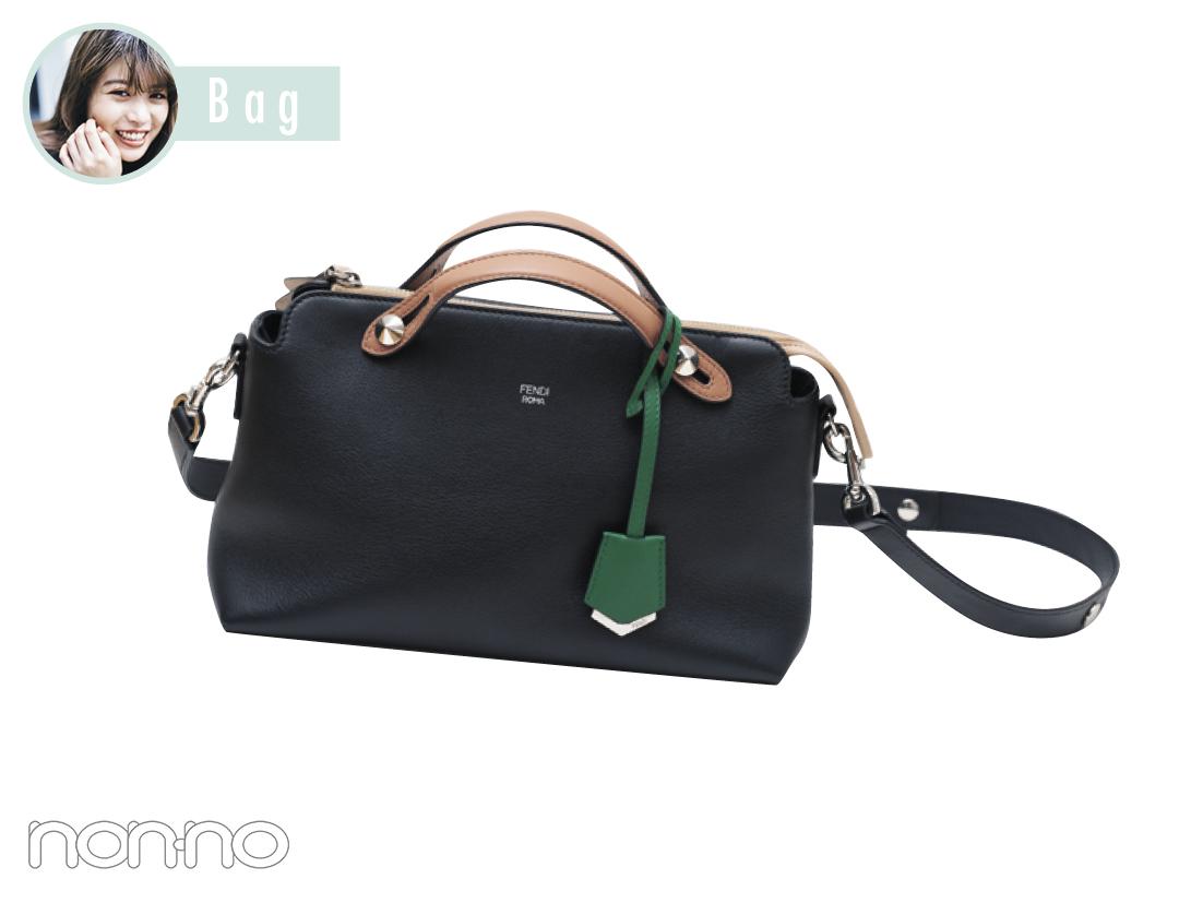 馬場ふみかの私物が見たい♡ フェンディのバッグの中身を大公開!_1_1