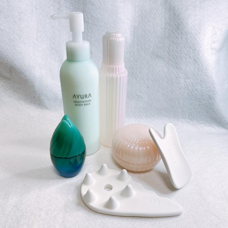 アユーラの10月から12月の新製品はおうち美容をもっと楽しくしてくれるアイテムばかり