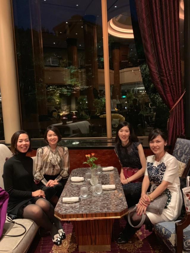 ウェスティンホテル東京・日本料理【舞】で秋の女子会ディナー_1_5