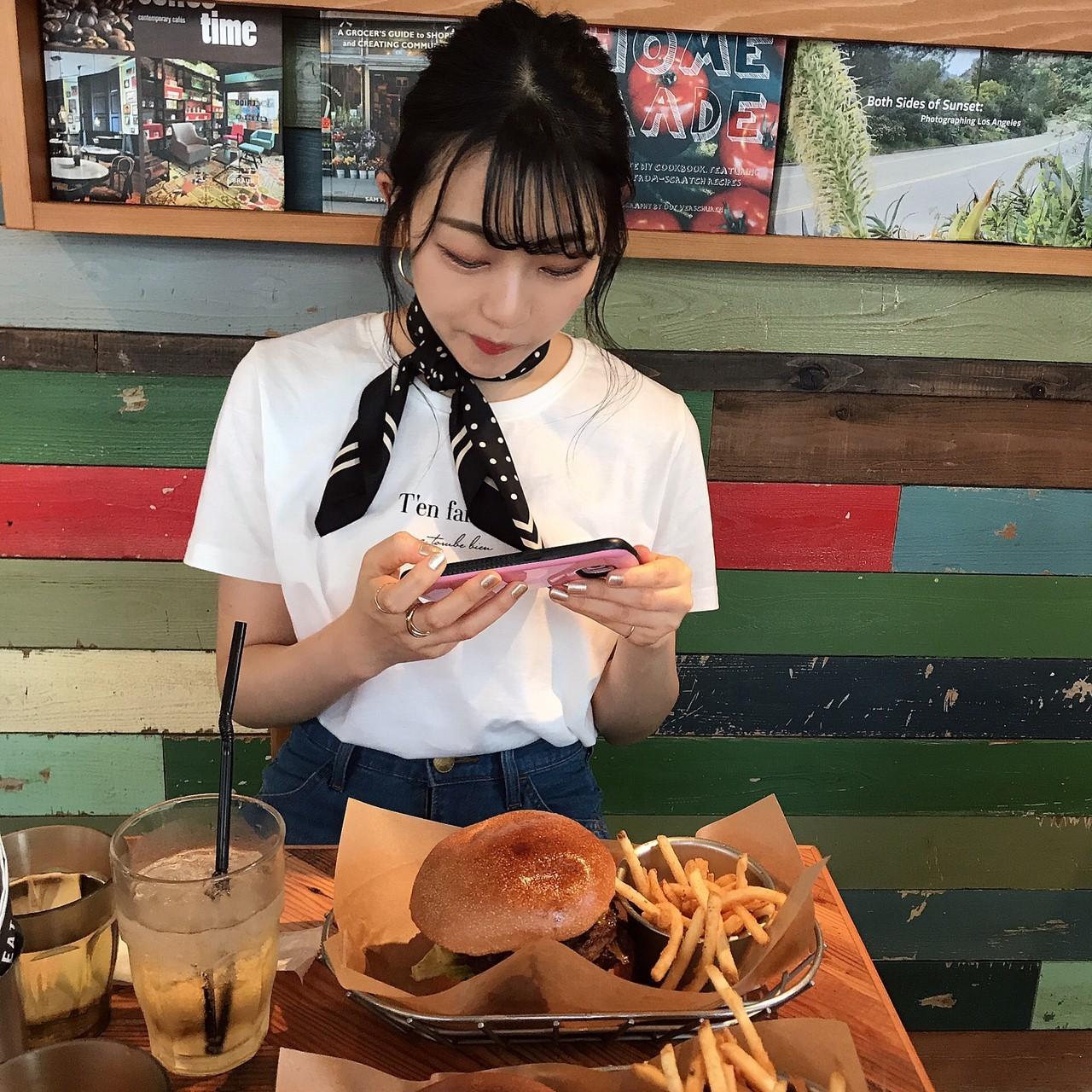 ボリューム満点◎!ハンバーガー!【J.S. BURGERS CAFE 原宿店】_1_2