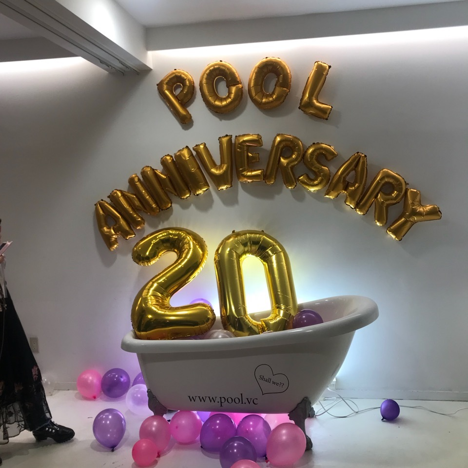 pool 8th anniversary party❤︎ 「原宿ヘアサロン」_1_1