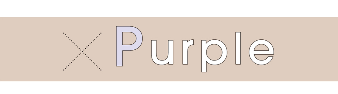 ×Purple