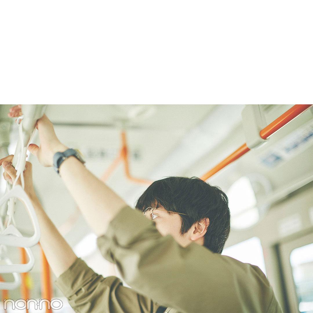 もし、三宅亮輔くんとバスでデートに出かけたら…?【web限定★メンズノンノモデルの「#彼氏感」アナザーストーリー】 _1_2-2