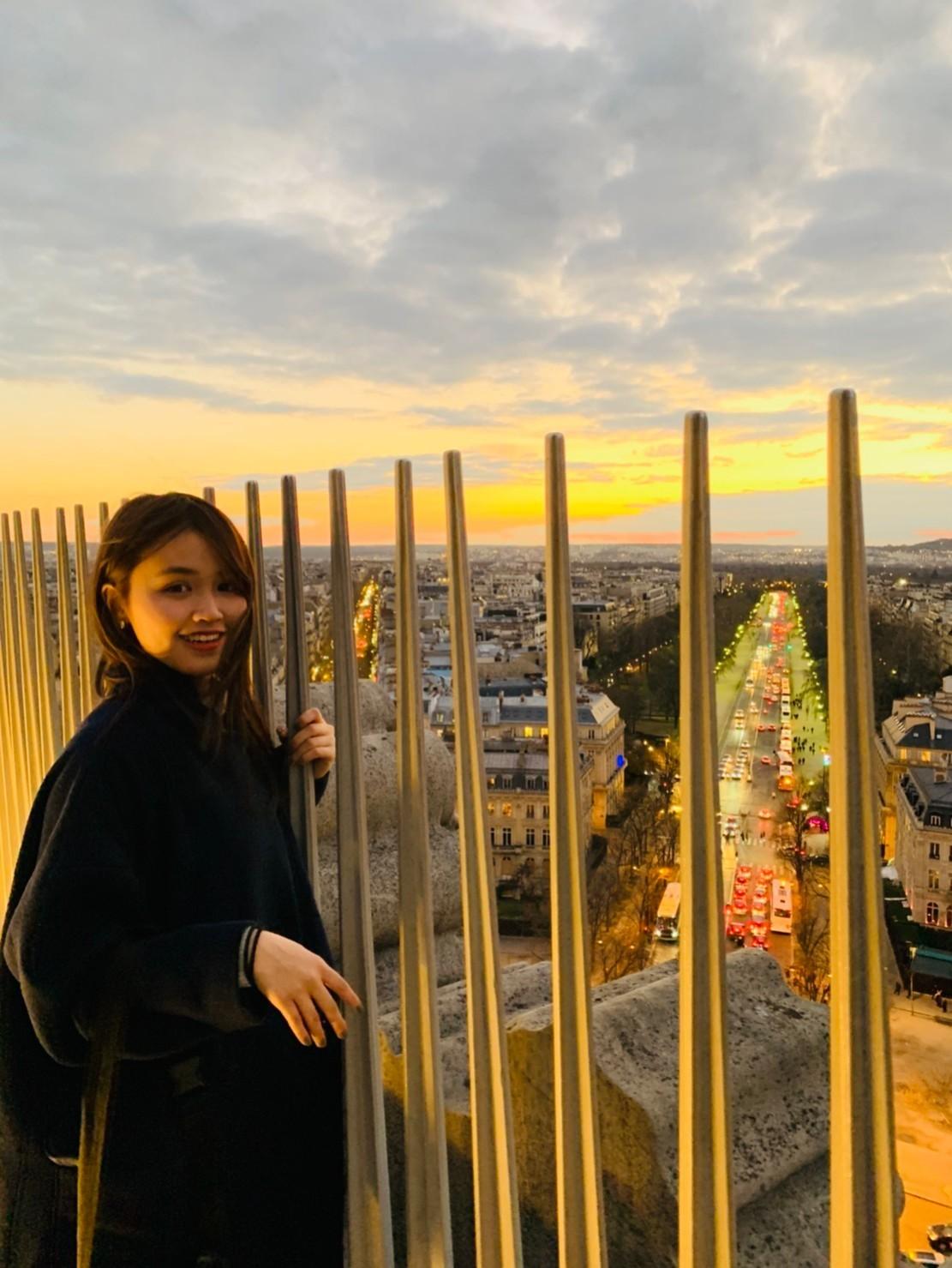 これからフランス旅行を考えている人に見てほしいブログ②〜フランス1日目〜_1_5-2