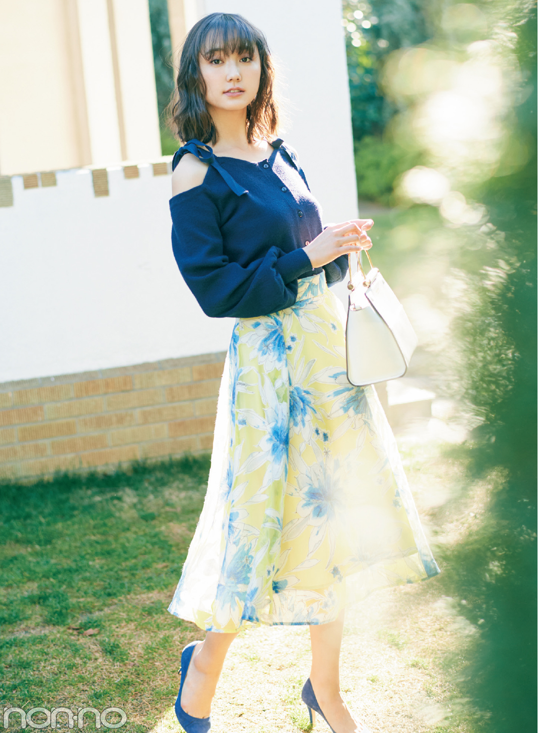 盛れる♡ 春めき花柄スカート、フェミカジ&きれいめコーデのお手本はコレ!_1_2