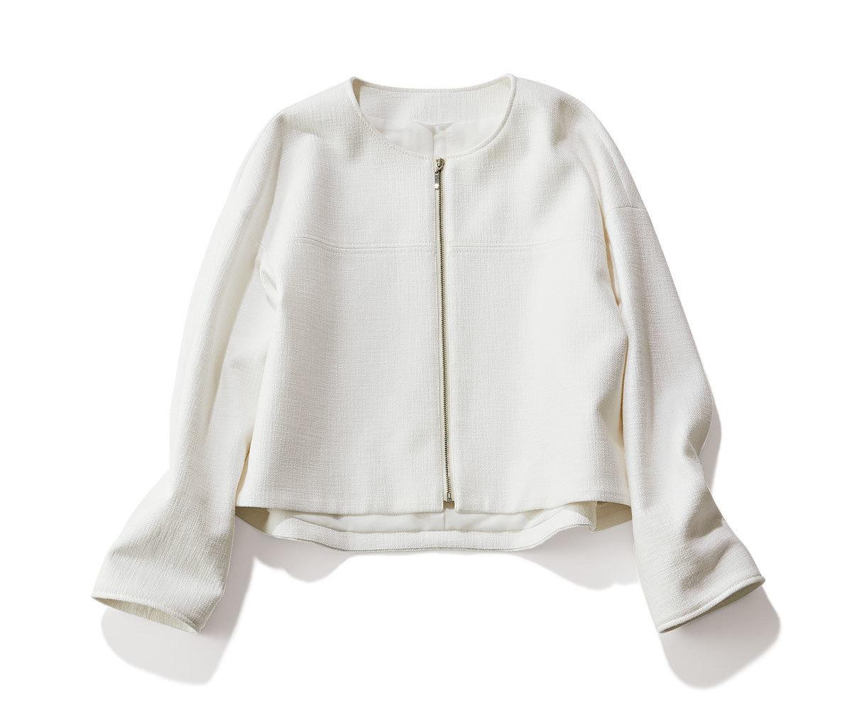 アナイの白ジャケット