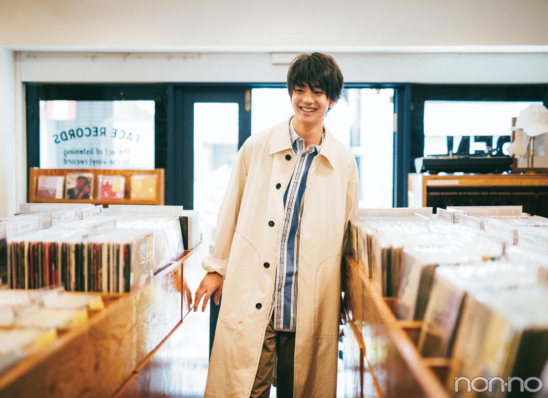 【伊藤健太郎、語る vol.1】好きなもの&コトは車、音楽、爺ちゃん。_1_3