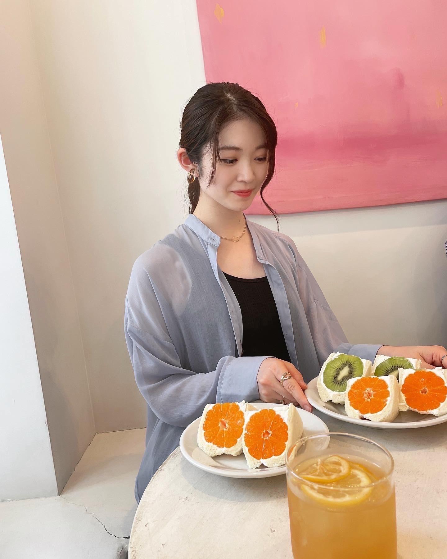 【カフェレポ】初めてのフルーツサンド店♡_1_5
