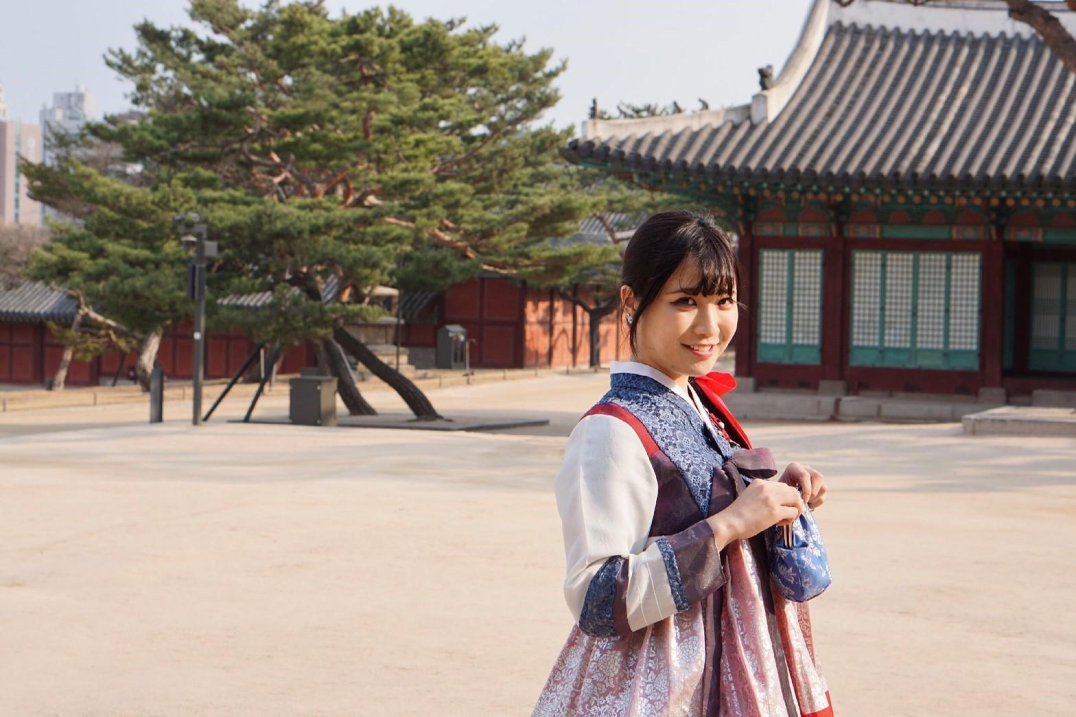 【韓国】チマチョゴリを着て韓国を堪能!_1_3-1