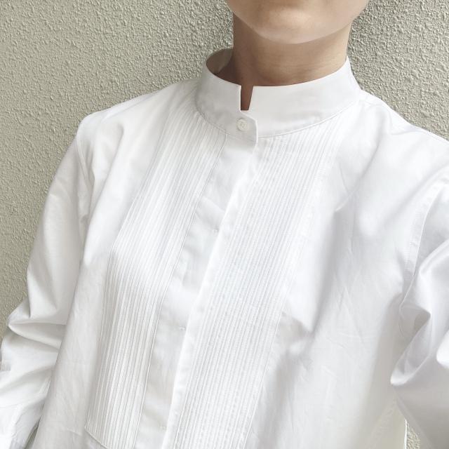 【ユニクロ+J】春夏のおすすめシャツで上下UNIQLOコーデ_1_6-2