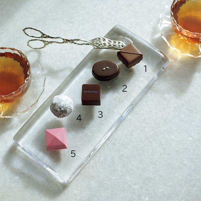香り高き紅茶と合わせる、 とっておきのひと粒
