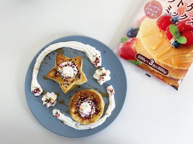 ■パンケーキプレート