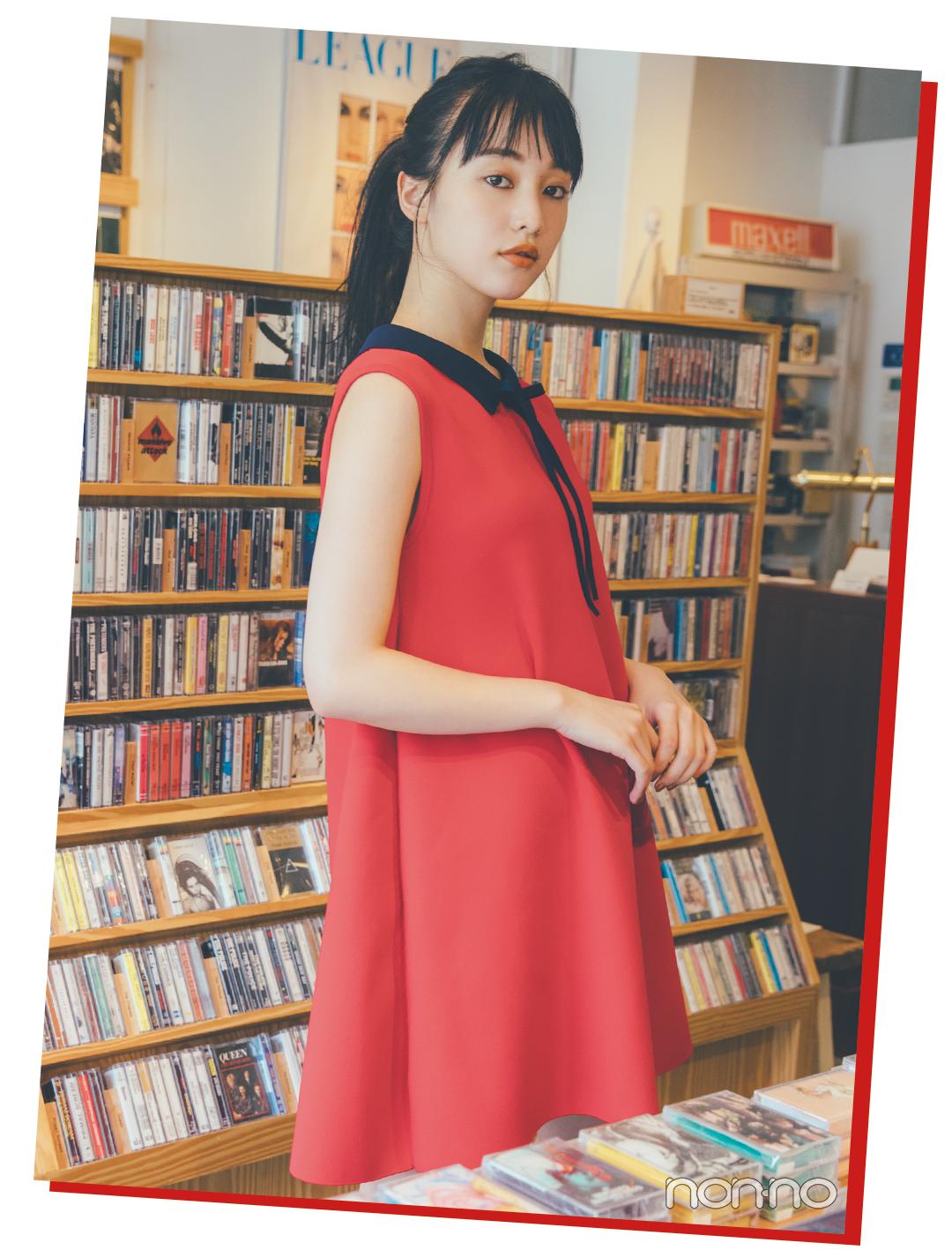 アニエス ベーの秋服が似合いすぎ♡ ノンノモデル山田愛奈が大人可愛い!_1_3