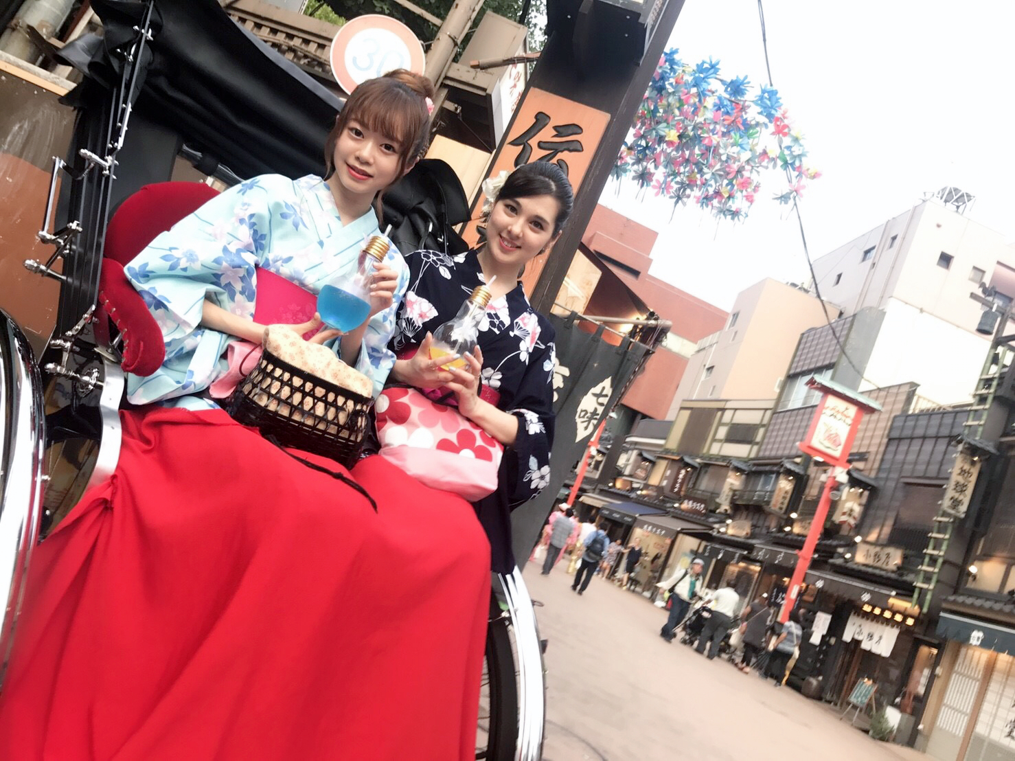 Vol.20♡ 女子大生の浴衣で浅草観光・散策プラン_1_9