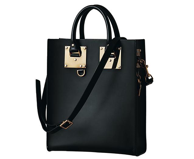 綱川明美さんのバッグ