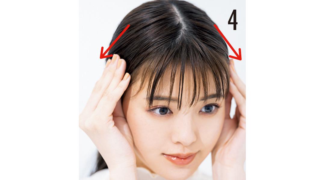 ヘア崩さない女子のクールポニテ★ ただのひっつめ髪にならないコツを伝授!_1_7