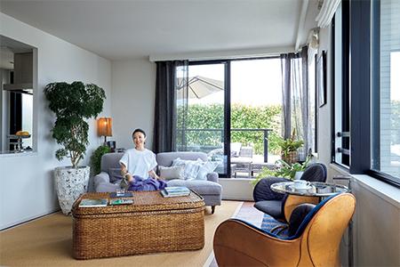 大好きなリネンと植物に囲まれた暮らし 菊川博子さんの人生最高に「好き」な家_1_2-1