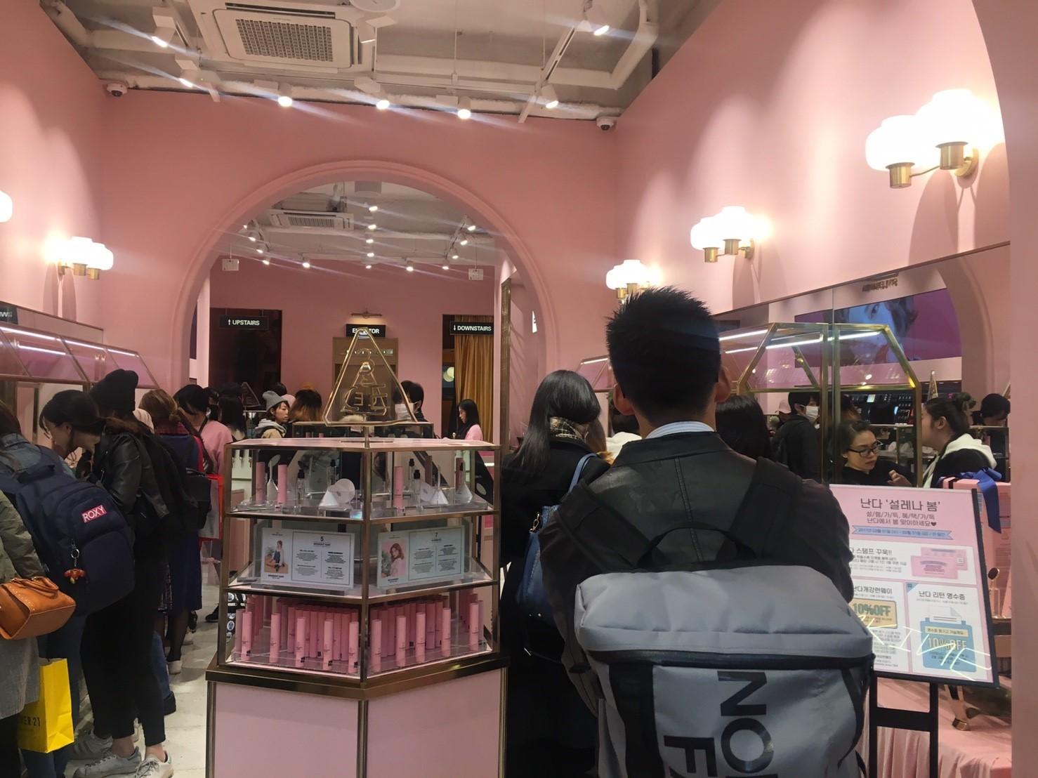 """とことんフォトジェニック!【韓国】""""Pink Pool Cafe""""_1_2-3"""