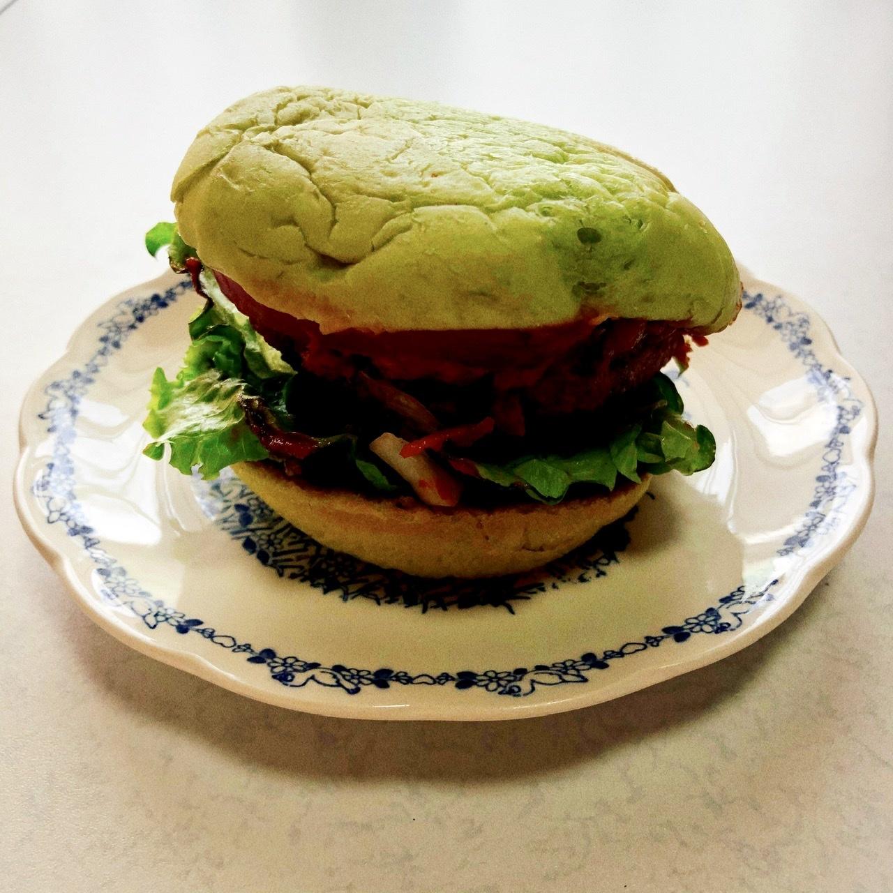 地球にやさしいハンバーガー_1_1