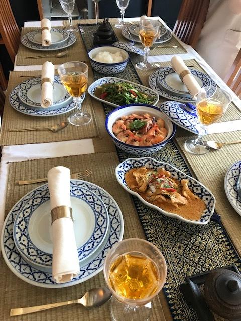 タイ料理教室に通い始めました。_1_2-5