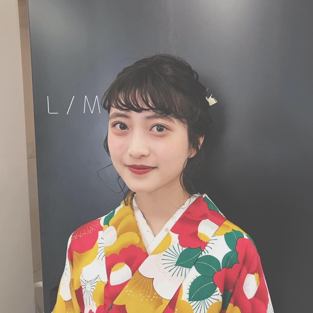 ❁卒業式❁ヘアセット&髪飾り編_1_4