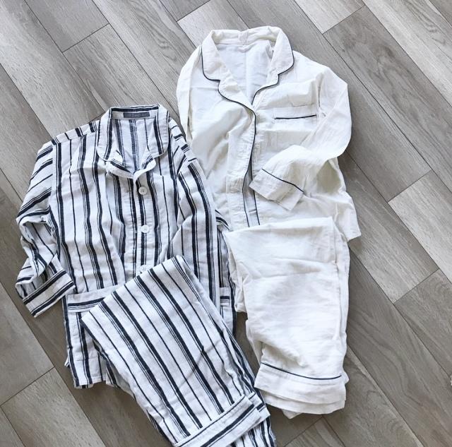 眠る時、何を着ていますか? 【40代 私のクローゼット】_1_2