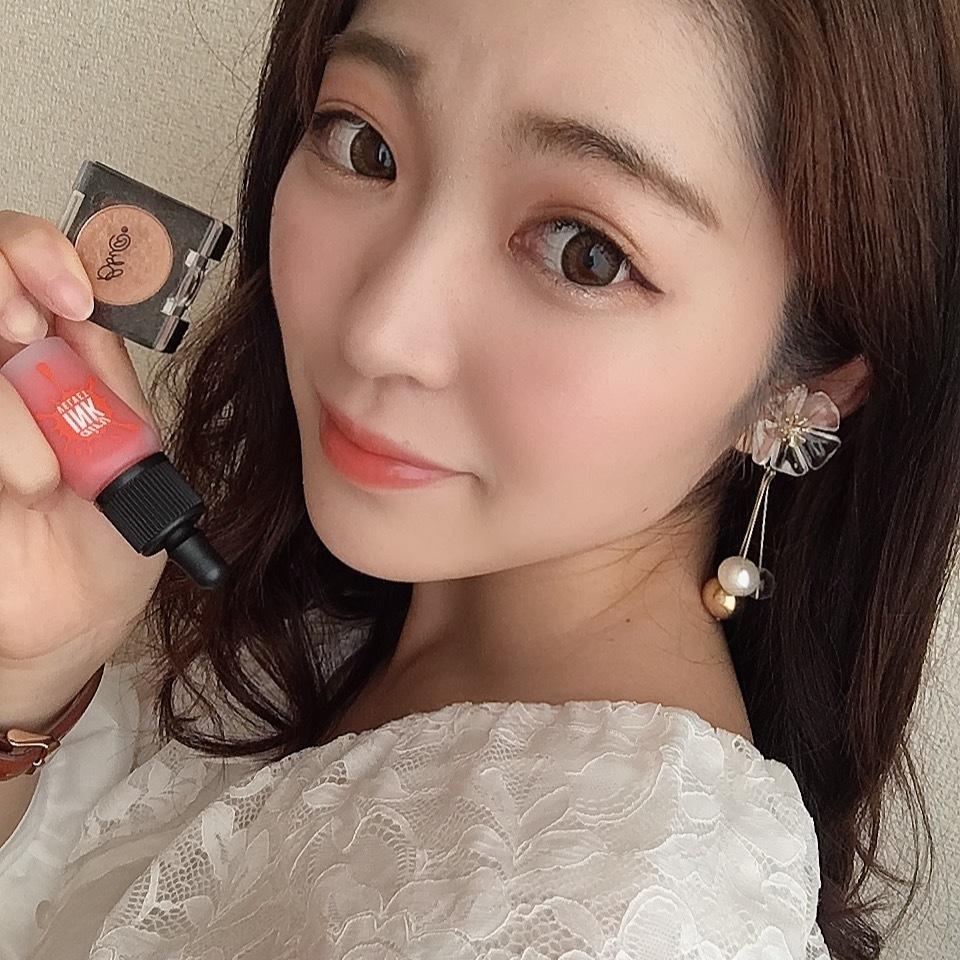 【2019年初夏★】○オレンジブラウンメイクが可愛い?《プチプラで実践》_1_1