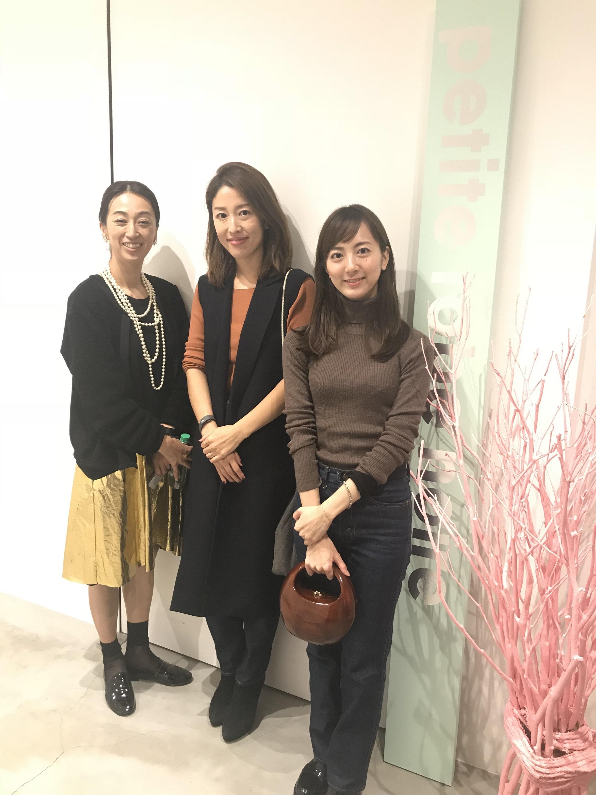 petite robe noire / YOSHIYO 2018春の展示会へ_1_6-1