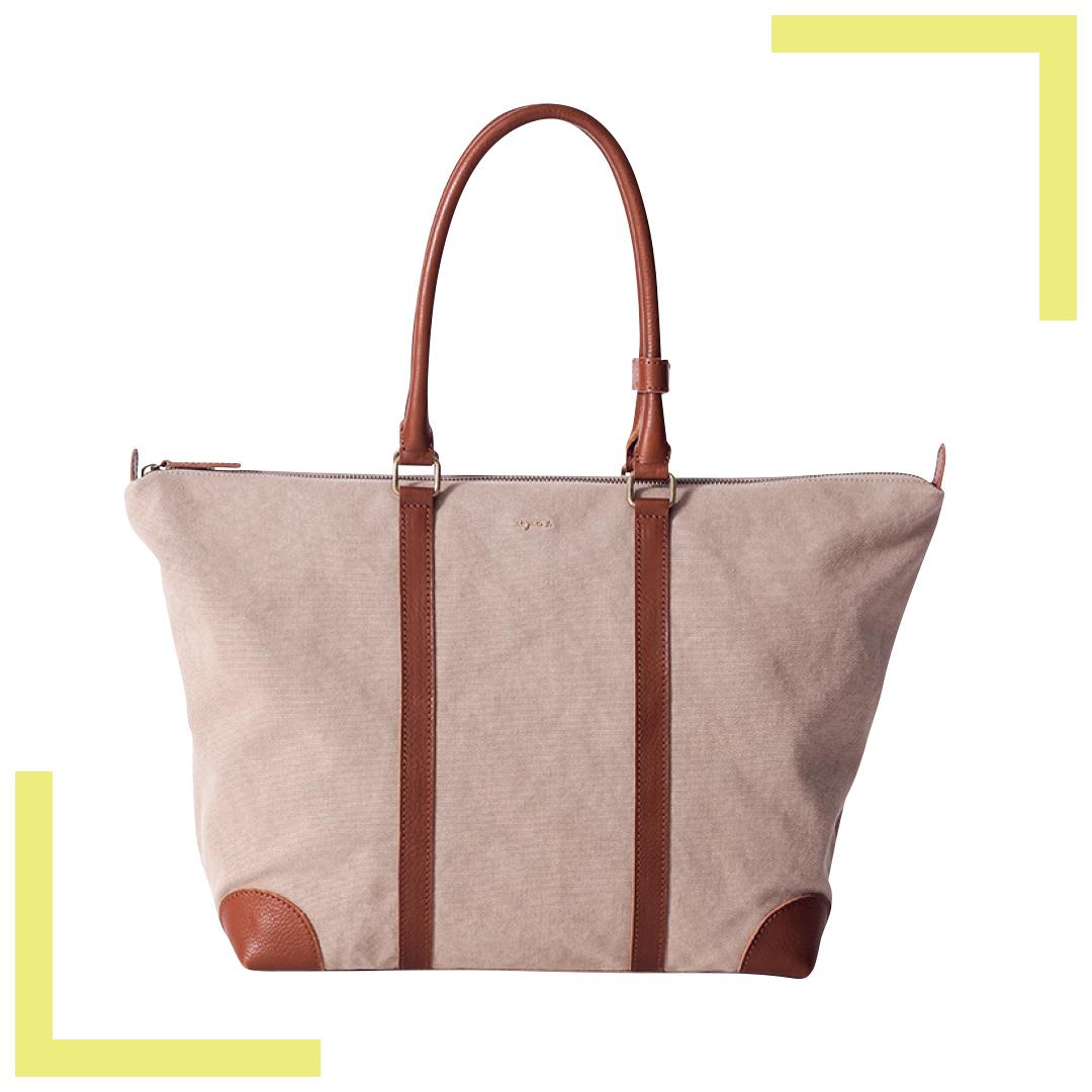 アニエスベーの新作バッグは、大容量でおしゃれなアイテムが豊作!【憧れブランドの新生活バッグ】_1_3