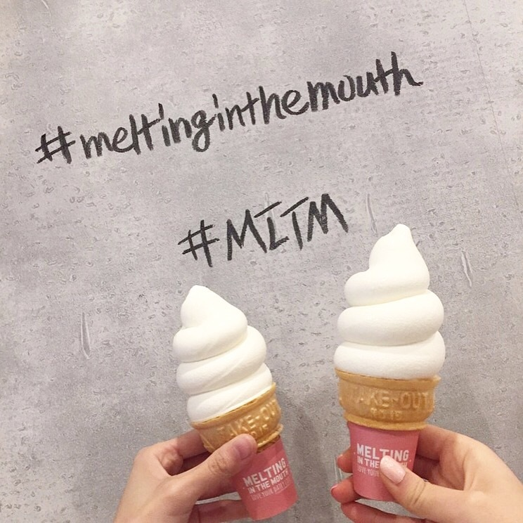 Vol.5♡ 可愛すぎるソフトクリームのカフェ「MELTING IN THE MOUTH」が大人気♪_1_3-2