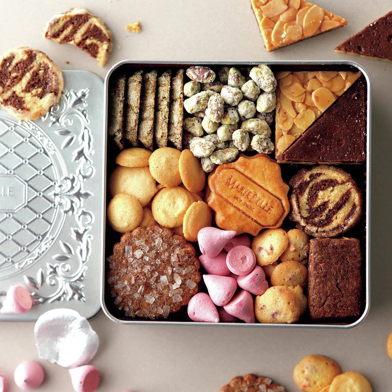 おいしさの小宇宙、缶入りクッキーの世界へようこそ 五選_1_1-5